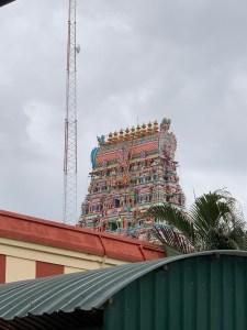 Shani Dev , Adi Shaneeswarar, Temple Elephant Vishesha Blessings — from Tirunallar Today (7th Dec 2019)