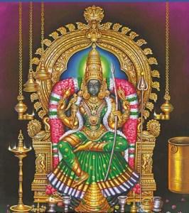 The powerful Kalikambal Temple of Chennai