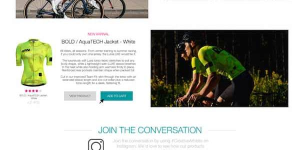 Collective Athlete cycling jersey catalogue