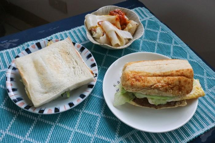 內湖美食。東湖馬早餐午餐輕食,軟法跟闆娘是記憶點