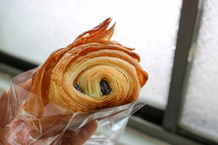 內湖十年麵包 屬於十年特有的歐式麵包 可頌超好吃彷彿人在歐洲
