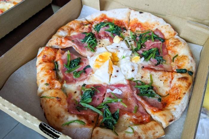 內湖巷弄美食 葛莉莎披薩 Gloriosa Pizza 外帶外送都有