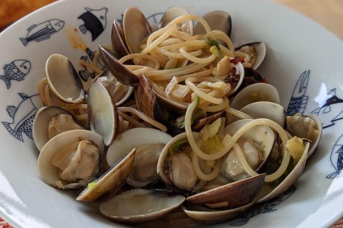 食譜蒜香蛤蜊義大利麵 日本人推薦作法俺不推