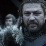 Sean Bean close-up fur coat cape photos Game of Thrones