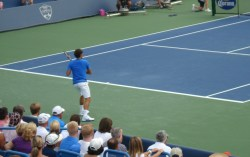 Federer Western and Southern Open