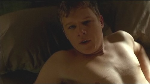 Kings David Shepherd Christopher Egan shirtless naked bed screencaps 206