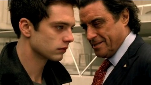 Kings Prince Jack Sebastian Stan King Silas Ian McShane gay son father screencaps 324