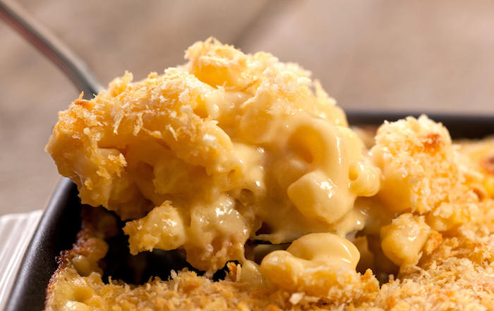 Crunchy Crust Mac and Cheese Recipe