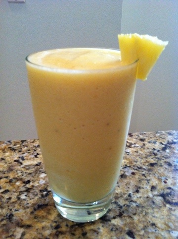 Dr Oz Get Glowing Diet Smoothie