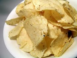 Healthy Low Calorie Chips