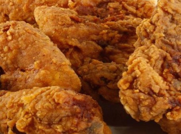 Fried Chicken low calorie