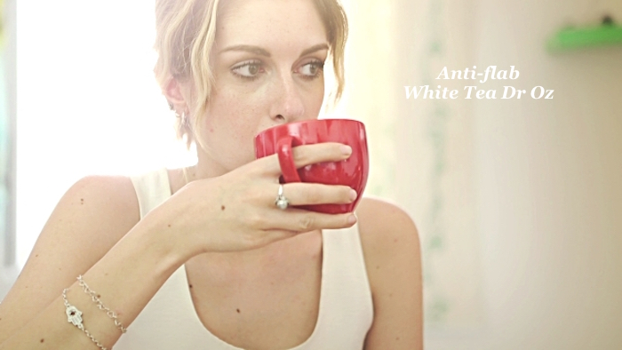 Anti-flab White Tea Dr Oz