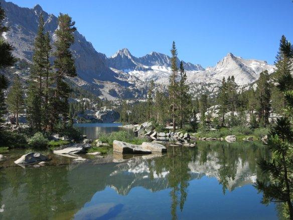 Long Lake, Eastern Sierra