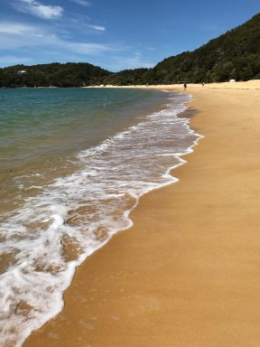Abel Tasman NP, Anchorage