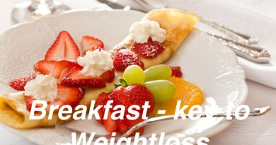 Breakfast Key to Weightloss