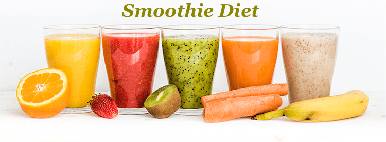 Diet Smoothie Plan