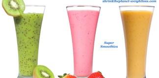 Super Fruit Smoothies