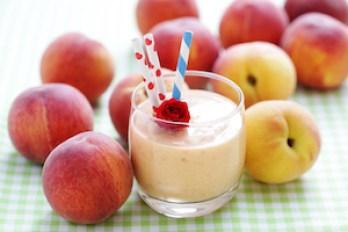 Peaches & Cream Smoothie