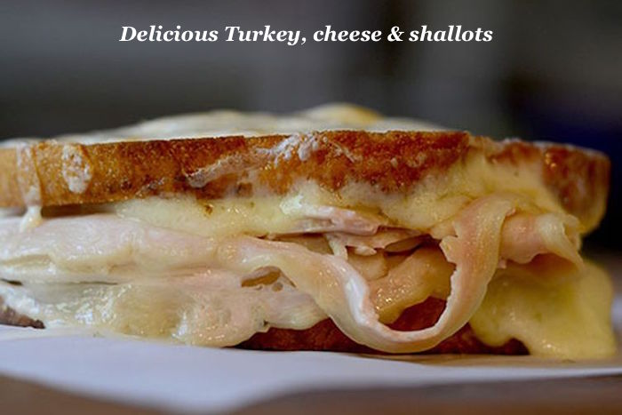 Turkey, Ham & Cheese Sandwiches