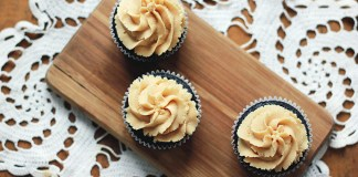 Black Bean Cholocate Cupcakes