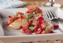 Grapefruit Salsa Detox Diet - Dr Oz