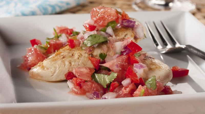 Grapefruit Salsa Detox Diet - Dr Oz