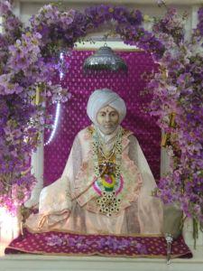 नंदा चौर विच बैठा वाली संसार दा - Bhajan Lyrics