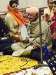 bapu shri harbhagwan ji maharaj in program