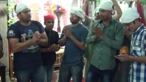 Mela Bapu da, Bhajan at Darbar Dhakka Delhi 2013-03-12