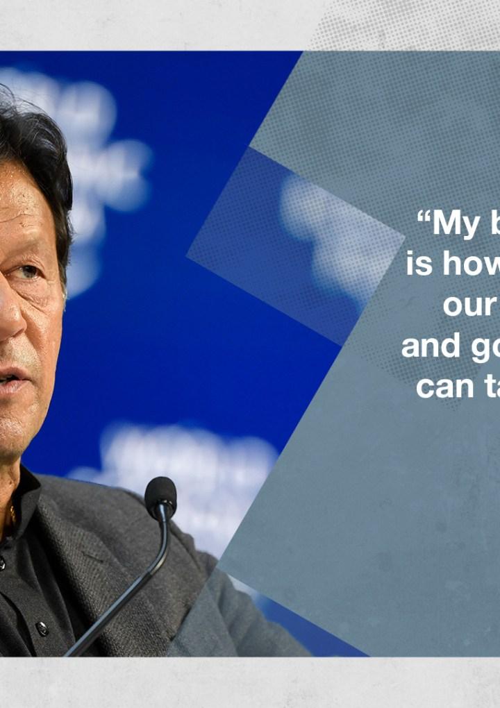 """Ambivalence"" – An interim perspective on PM Imran Khan's performance"