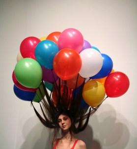 Balloon Hair MK