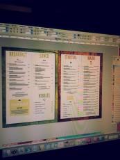 Designing MENU