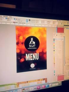 Designing New Menu