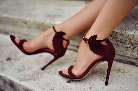 shoes Marsala
