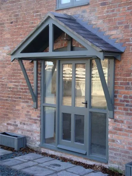 bespoke-canopy-home & Shropshire Door Canopies - Top Quality Handmade Porches and Door ...