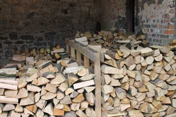 Firewood logs