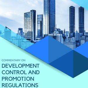 Development and Control Promotion Regulations v 2021