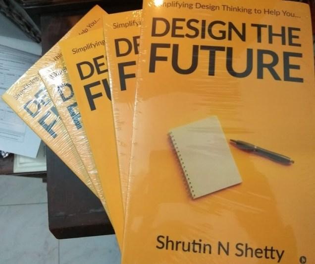 design thinking, design the future, Shrutin Shetty