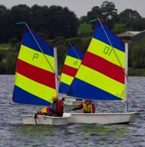 Junior training courses at SHSC Learn to sail in a safe friendly environment