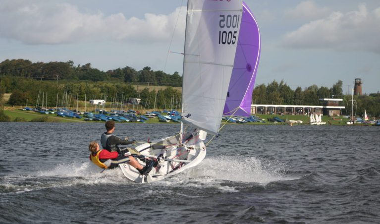 Come and enjoy great sailing at SHSC racing cruising learn to sail in Derbyshire Leicestershire RYA Champion Club of the year family outdoor activity