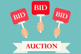 Place your bids