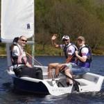 sailing cruising outdoor healthy activity
