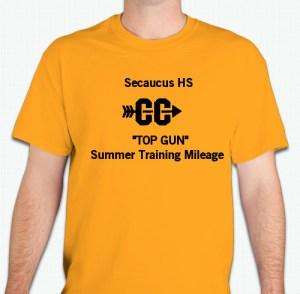 """""""Top Gun"""" Award Shirt"""