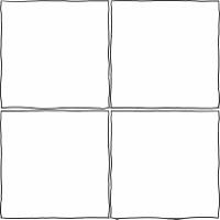 Комикс мрежа 2х2 панела