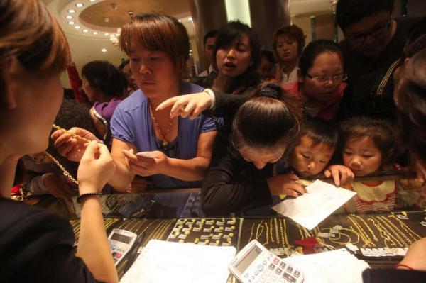 China Gold Buying (Photo 7)