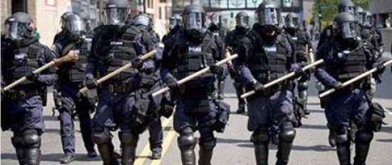 DHS Prepares for Food Stamp Riots