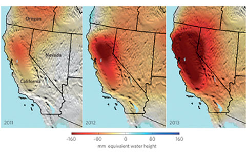nasa-california-water-crisis