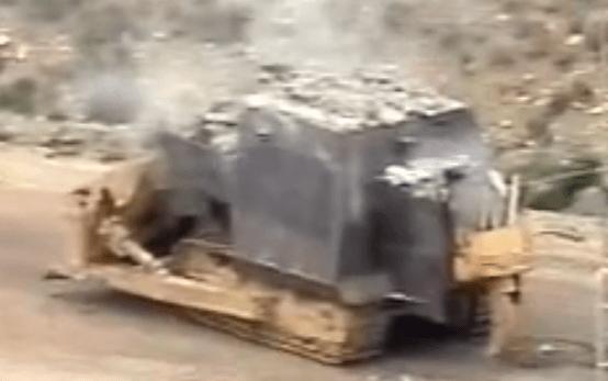 Man Destroys Corrupt City In Bulldozer Rampage What Happens When
