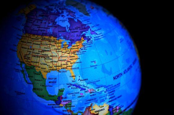 SOLVED: Strange Seismic Waves Rocked The Globe Nov. 11, Here's What Happened Earth-globe-e1532701039952