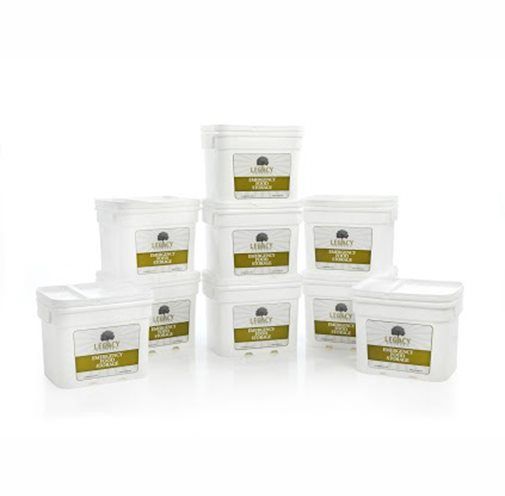 Legacy Foods 1080 Serving Food Package